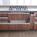 Cozinha planejada com espaço