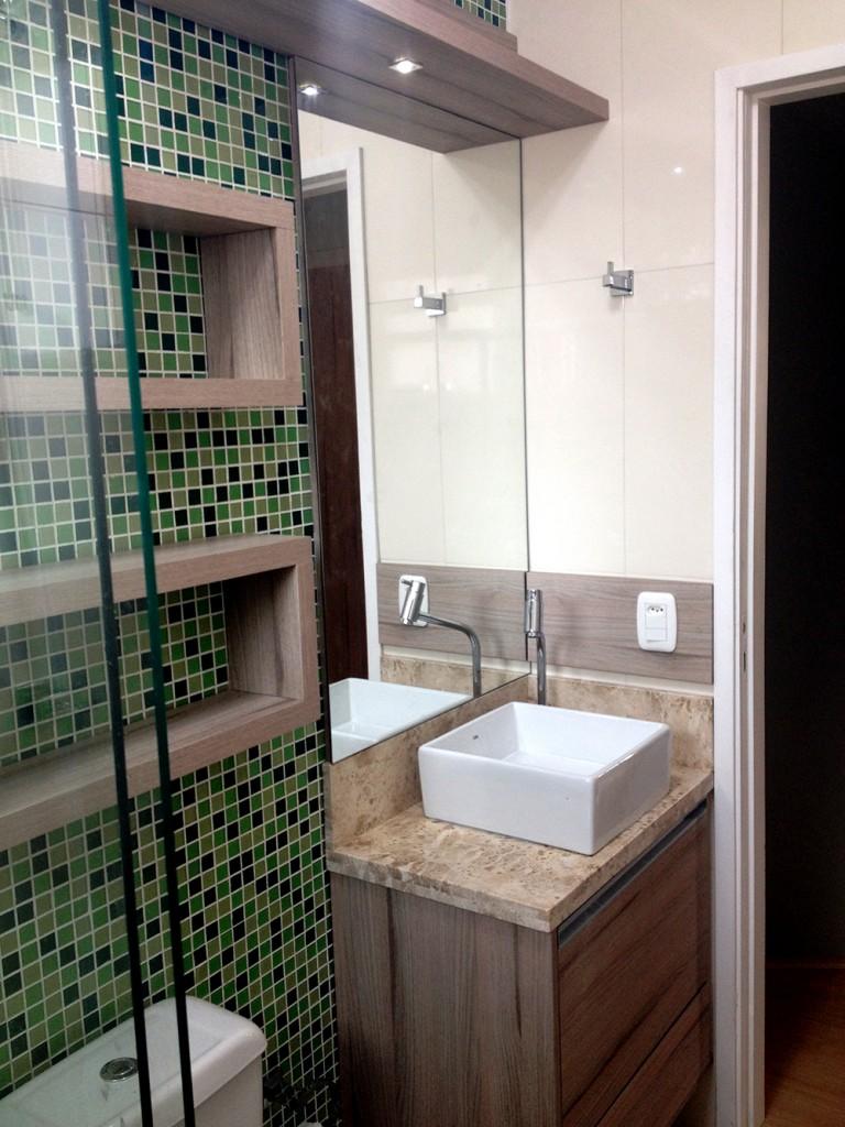 Banheiros Planejados